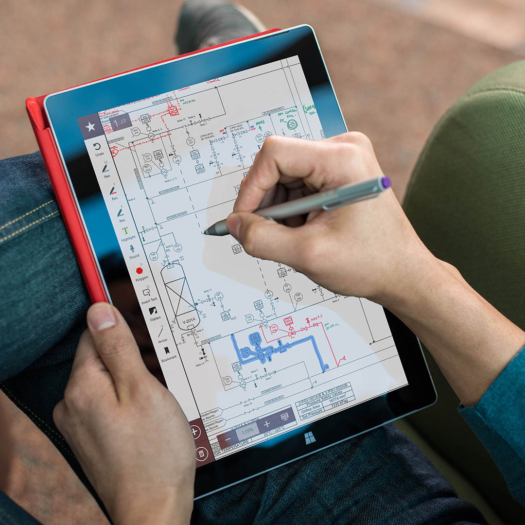 Tablet e soluzioni tecnologiche per uffici