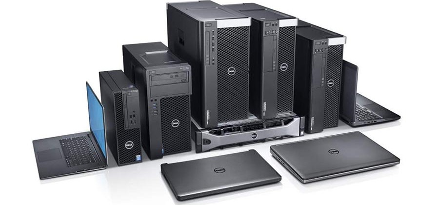 Notebook, PC desktop, workstation e server