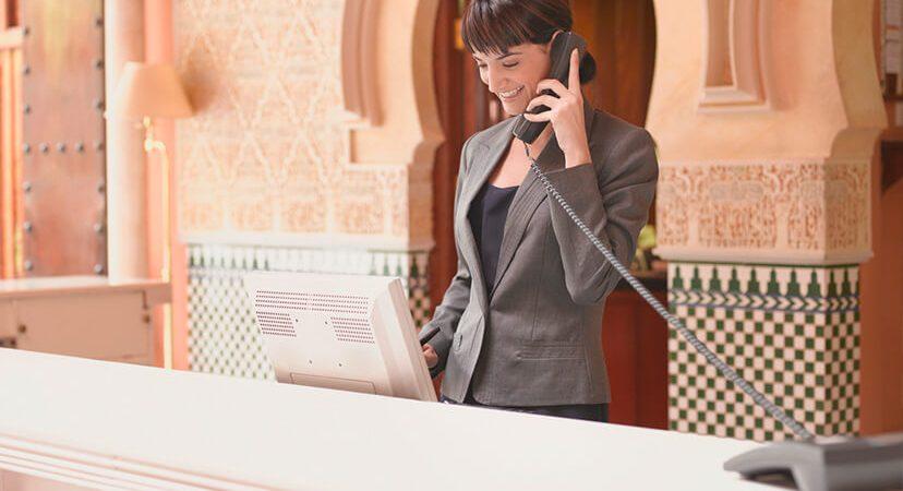 Centralino VoIP hotel